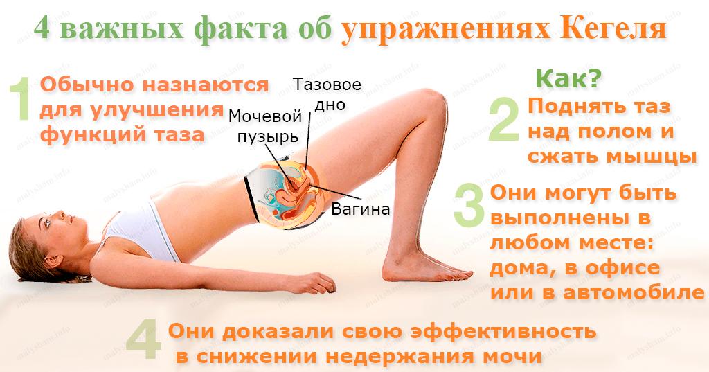 Факты об упрапжнении