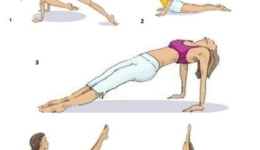 Комплекс женских упражнений для укрепления мышц тазового дна